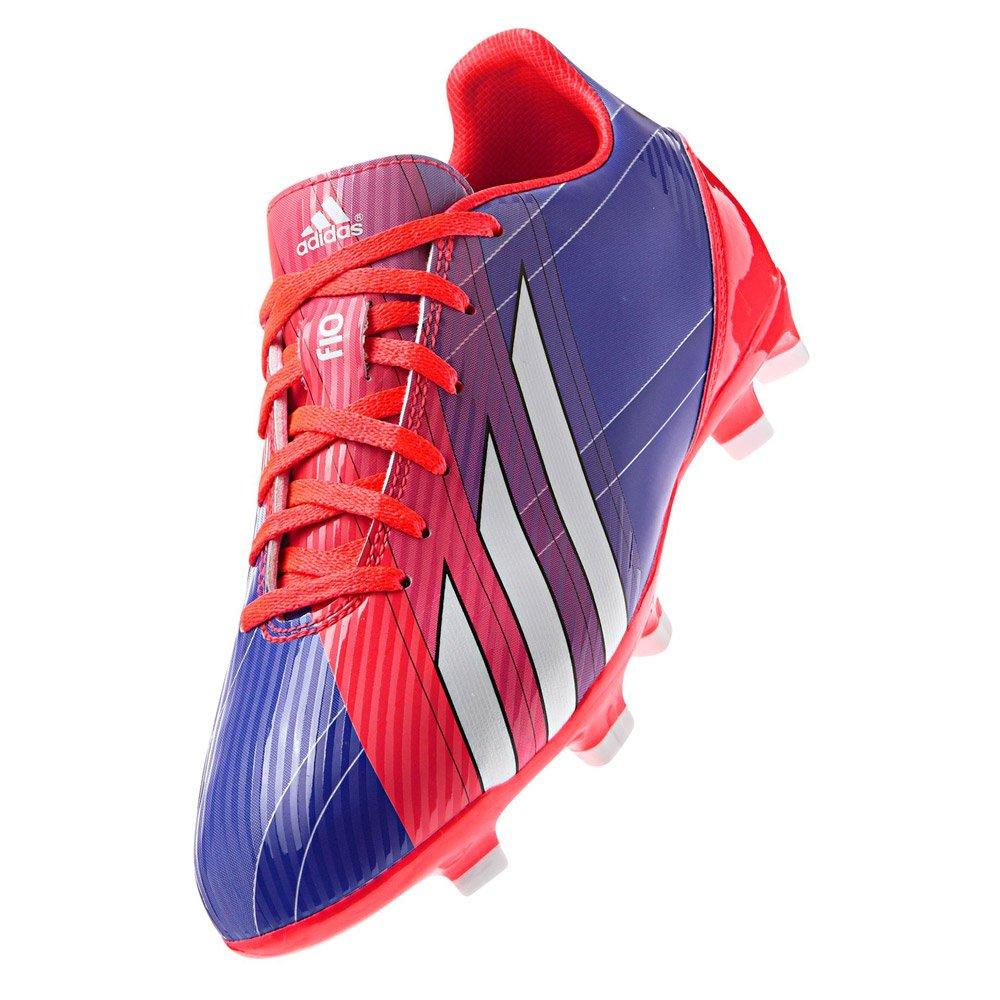 cf48e8060f272 ... Buty piłkarskie Adidas F10 TRX FG J Messi korki lanki dziecięce ...