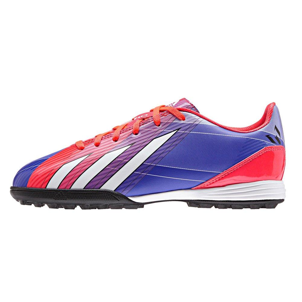 33bd811bdcc34 Buty piłkarskie Adidas F10 TRX TF JR Messi korki turfy Junior G97734 ...