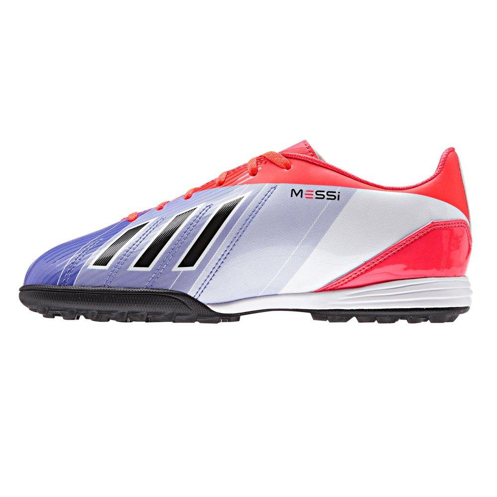 ogromny zapas zniżki z fabryki najlepszy dostawca Buty piłkarskie Adidas F10 TRX TF JR Messi korki turfy ...