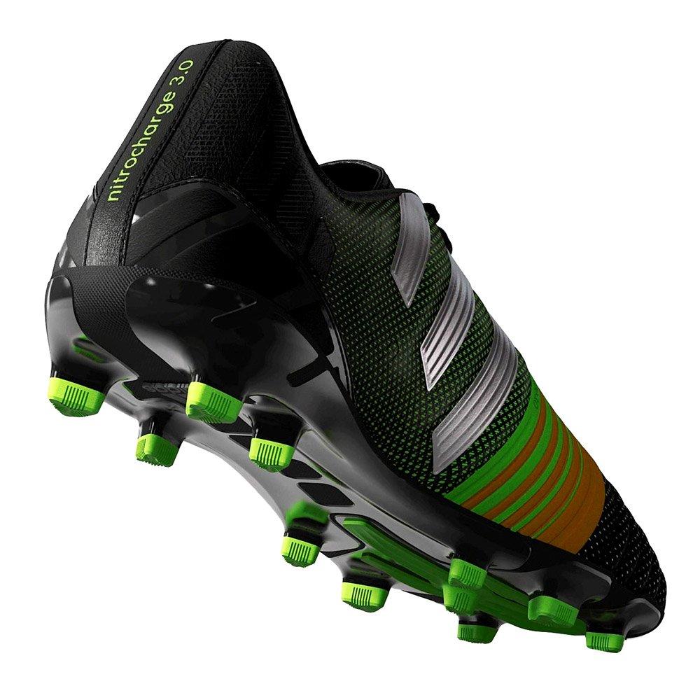 Buty Pilkarskie Adidas Nitrocharge 3 0 Fg Junior Korki Lanki Dzieciece Sportic