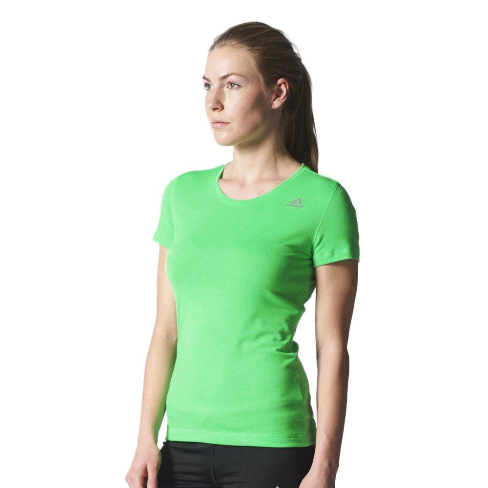 47388e8112aeb8 Damska koszulka sportowa Adidas AIS Prime Tee ClimaLite S21110 ...