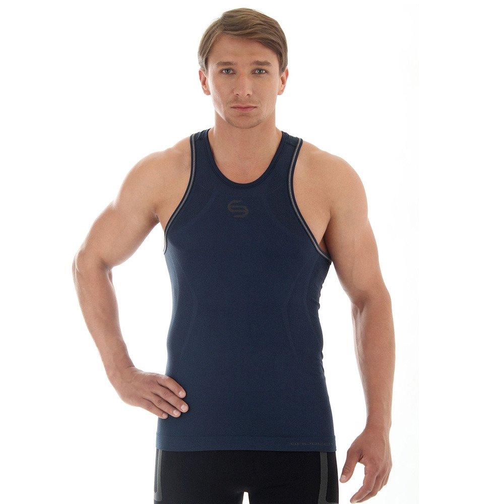 Koszulka męska Brubeck FITNESS na ramiączkach Termoaktywna bokserka