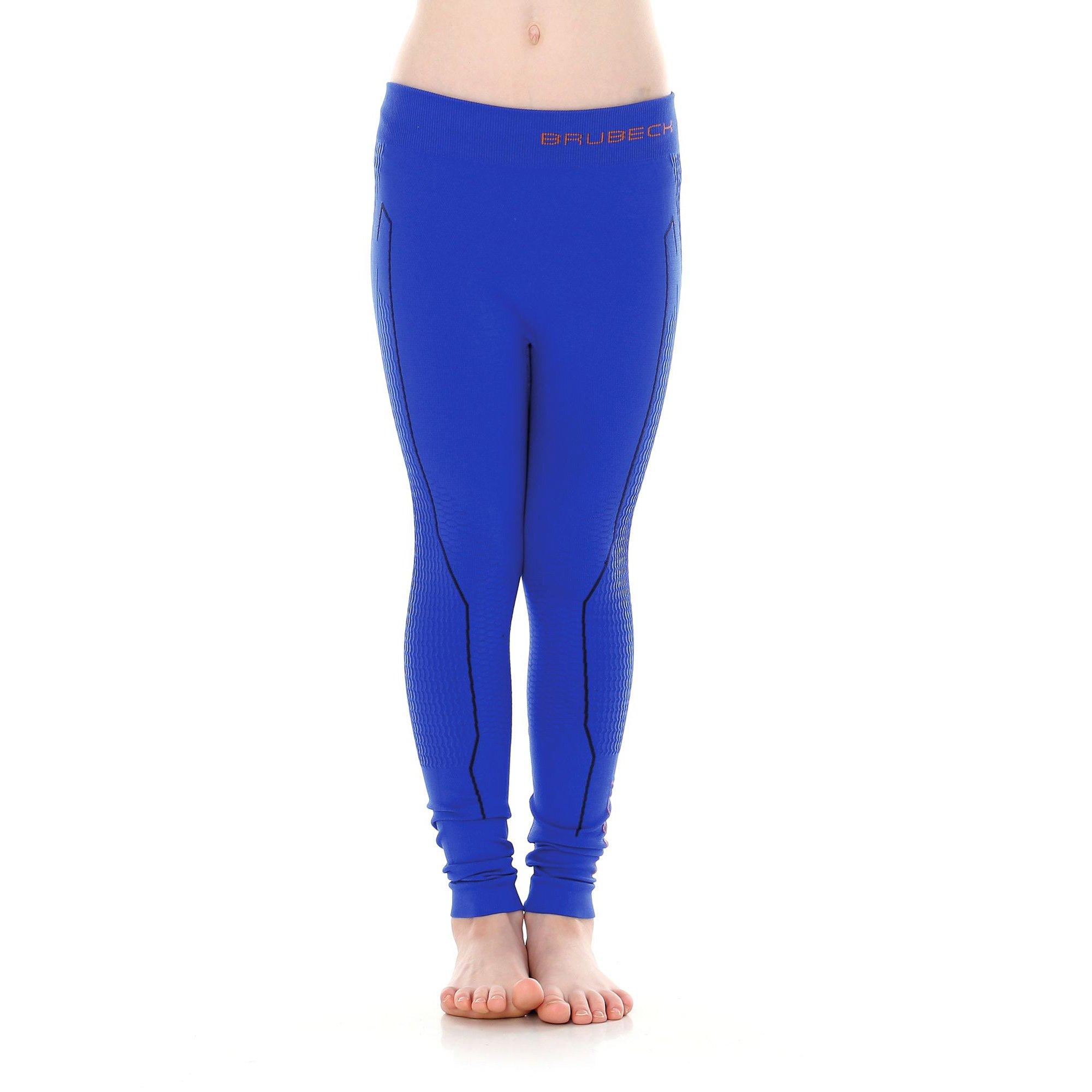83bf7e35361517 ... Spodnie dziewczęce Brubeck THERMO Junior Długie legginsy termoaktywne  ...